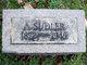 A Sudler Baxter