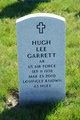 Profile photo:  Hugh Lee Garrett