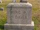 Julia A. <I>Wing</I> Davis