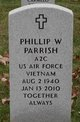 Profile photo:  Phillip Warren Parrish