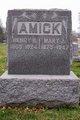 "Henry H ""Harry"" Amick"