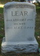 Profile photo:  Abram F Lear