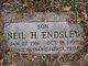 Neil Hamilton Endsley