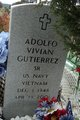 Profile photo: SR Adolfo Vivian Gutiérrez