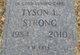 Tyson Lamarr Strong