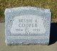 Profile photo:  Bessie A Cooper