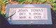 John Tomas