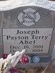 Profile photo:  Joseph Payton Terry Abel