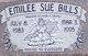 Profile photo:  Emilee Sue Bills