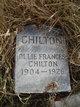 Ollie Frances Chilton
