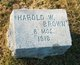 Harold W. Brown