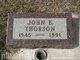 Profile photo:  John E Thorson