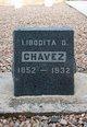 Libodita O. Chavez