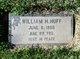 Profile photo:  William H. Huff