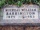 Michael William Barrington