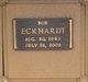 Bob Eckhardt