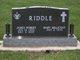 Profile photo:  James R. Riddle