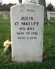 Profile photo:  Julia <I>Frain</I> O'Malley