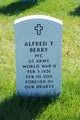 Profile photo:  Alfred T Berry