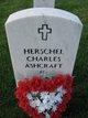 Profile photo:  Hershel Charles Ashcraft