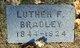 Luther F. Bradley