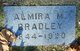 Almira M. Bradley