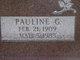Pauline <I>Shiver</I> Pridemore
