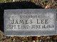 James Lee Edmiston