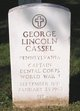 CPT George Lincoln Cassel, Jr