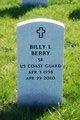 Profile photo:  Billy Leroy Berry