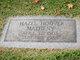 Hazel McCray <I>Hoover</I> Matheny