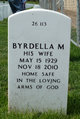 Profile photo:  Byrdella M Johnson