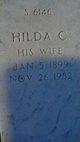 Hilda C Adams