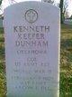 Kenneth Keefer Dunham