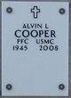 Profile photo:  Alvin L Cooper