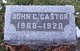 John George Castor
