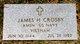 James Henry Crosby