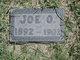 "Profile photo:  Joseph Otto ""Joe"" Johnson"