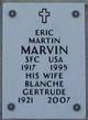 Profile photo:  Blanche Gertrude <I>Fink</I> Marvin