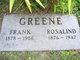 Frank Henry Greene