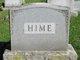 Elizabeth C. <I>Lyke</I> Hime