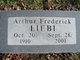 Arthur Frederick Liebi