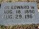 Edward Wallace Russey, Jr