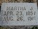 Martha Jemima <I>Withers</I> Russey