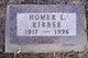 Profile photo:  Homer Lawrence Kibbee