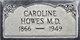 Dr Caroline Howes