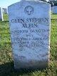 """Profile photo:   Glen Stephen """" """" <I> </I> Albin,"""