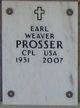 """Earl W. """"Skip"""" Prosser"""