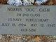 """S2 James Norris """"Doc"""" Cash"""