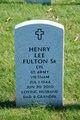 Profile photo:  Henry Lee Fulton, Sr